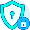 Cyber Security Icon 18 Digitalsolace Llc